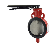Zoloto 1078I - 40 mm Wafer Type, Butterfly Valve with S S 304 Disc