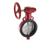 Zoloto 1078J - 250 mm Wafer Type, Butterfly Valve with S S 304 Disc