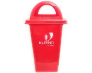 Kleeno CDB 110 - 110 litres, Red Dustbin