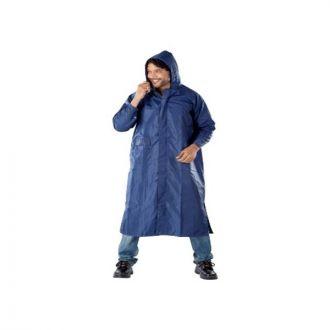 Duckback - Long Coat with Hood Derby Mens Rain Coat