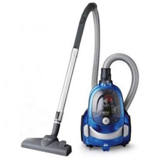 An ideal tool for day to day cleaning with futuristic and state-of-the-art Cyclonic Technology and HEPA Filters to provide clean, dust-free and spotless surroundings. KENT Cyclonic Vacuum Cleaners use an advanced cyclonic technology that scoop up dust and debris from the surface. The vacuum cleaner sucks dust from the air at high speed by creating a fast-spinning vortex. KENT Cyclonic Vacuum Cleaner uses a high efficiency HEPA Filter that not only provides clean, dust-free and spotless surroundings but also reduces air pollution with lower dust discharge. KENT Cyclonic Vacuum Cleaners use a powerful motor to scoop out dust and debris from the corner of carpets and hard floors to give you spotless and dust-free environment. The unique helical V brush ensures enhanced cleaning. The unique design of the brush provides better air dynamics as compared to traditional vacuum cleaners. KENT Cyclonic Vacuum Cleaner makes less noise than traditional vacuum cleaners.