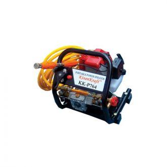 KisanKraft KK PPS P764 - 420 Litres/Hour, 4 Stroke Portable Power Sprayer
