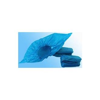 Dutch Impex - Disposable HM Shoe Cover - These shoe covers are meant for long shoes. It is designed with the use of the best quality machine and tools. It is made up of high-quality material that is poly finished. It is waterproof and is commonly used for surgeries. It has high strength and a longer lifespan. It is one of the better eco-friendly products. It has a smooth texture and safe for use. It is tear resistance and comes in a precise design.