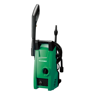 Hitachi AW100 is a high pressure 1400W Pressure Washer. This is mainly intended for washing heavy-duty cleaning of cars, bikes, concrete surfaces at home and office and other public places. It is a super compact and lightweight pressure washer. It is highly portable and supports a vertical type of easy storage. The ergonomic handle helps in easy handling of the high-pressure washer reddening a better cleaning compared to other washers. It comes with a rotary switch on and off feature to enhance the comfort of use. It also comes with a built-in thermal protector to enhance its long operational life. It includes the following accessories: Trigger gun, High-pressure hose (5 m), Variable Nozzle, Detergent bottle nozzle, Water feed connector, Nozzle cleaner pin, Cord holder, Handle with 2 attachment screws.