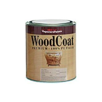 MRF Vapocure - 1 Litre WoodCoat Ultra Polyurethane Finish