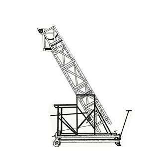 Buy Amit Quality Product 1023s 20 Feet Close High Triple Extension Telescopic Tiltable Tower Ladder Online At Best Prices In India