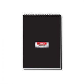 Luxor 20550 - 7.4x10.5 cm, 92 pages Premium Wiro Series Executive Pocket Dairy