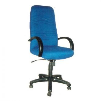 This kind of chair will keep you comfortable and stable all day. The seat can be easily and effectively adjusted to desk on workstation. Premium Fabric Is Upholstered atop a sturdy body for a refined look. The arms are of plastic