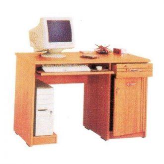 BHK 117 - Desktop Table Cum Study Cabinet