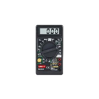 Uni T UT 830B - 0 to 1000 V Handheld Digital Multimeter