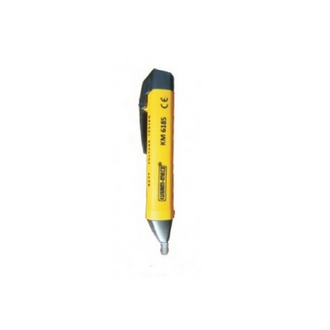 Manufactured by one of the leading brands of Testing & Measuring, Kusam Meco KM 6185 is one of the best devices available in the market. This Voltage Detector is a non-contact type instrument that produces sounds and lights when the power line is active. Kusam Meco Voltage Detect can be used to detect high voltage difference with the range of 100-2400 VAC and has a humidity level of less than 85 percent RH. Besides, this Electrical Power Testing tools can resist rough user applications, falls, abrasions, and is easy to handle and read.