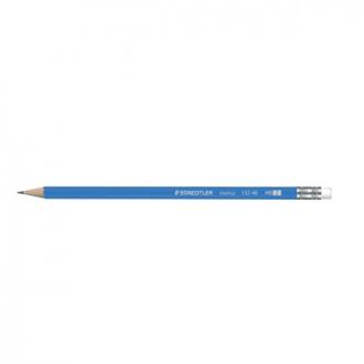 Staedtler 132 46 HB - Norica Pencil with Eraser Tip