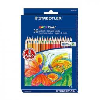 Staedtler 144 ND 36 - Set of 36 Colours Noris Club Colour Pencil