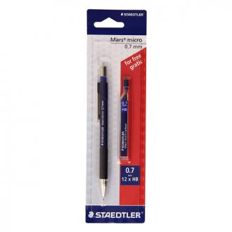 Staedtler 775 07 - 0.7 mm Mars Micro Mechanical Pencil