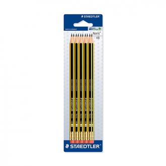 Staedtler 122 HB SET P1 - Noris Hb Pencil Set