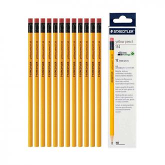 Staedtler 134 SET P1 - Yellow Pencil Set