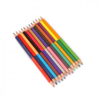 Apsara - 12 Bi Colour Pencils