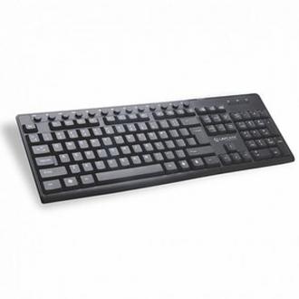 Lapcare E9 - Black Multimedia USB Keyboard