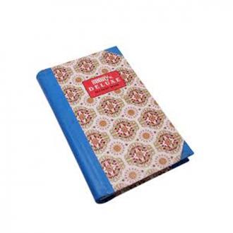 Delux - 8 Quire Register Book