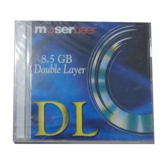 Moserbaer - 8.5 GB DVD RW