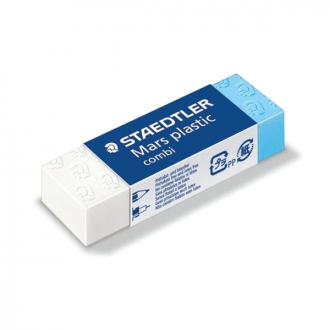 Staedtler 526 50 BK1 - Mars Plast Eraser