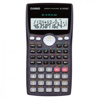Casio 100MS - 10 Digit Scientific Calculator