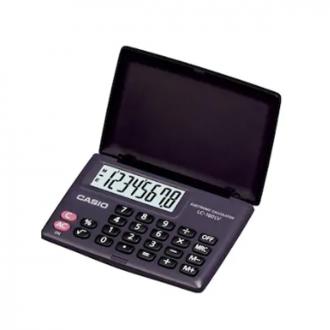 Casio LC 160LV - 8 Digit Portable Basic Calculator