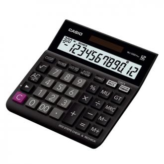 Casio WJ120DPLUS - 12 Digit Portable Basic Calculator
