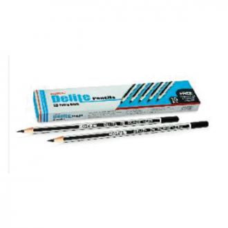 Kores - 10 pieces of Delite Plus Extra Dark Pencil Packets