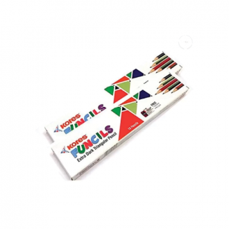 Kores - 10 pieces of Funcil Pencil Packet