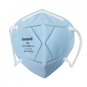Produced by one of the leading brands of Safety Equipments, Honeywell E D7002 BU10 IND is a PM 2.5 anti-pollution masks which can filter particles having a diameter of 2.5 micrometers. This Respiratory Protection mask can filter fine particles and prevents diseases like a heart attack. It has cotton bands for comfortable wearing and has a soft nose clip. Honeywell Icy Blue Anti-Pollution Foldable Face Mask comes in a pack of 10 and is 50% more efficient than other similar products available in the market. In addition to that, it can also act as a dust mask and can protect the respiratory system from dust, influenza, and other similar microbes.