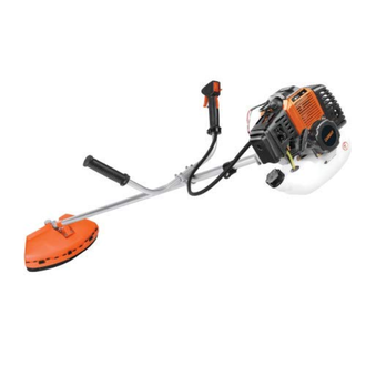 Carigar 5S BC 01 - 2 Stroke, 1650 W Brush Cutter is a reliable, powerful machine to cut overgrown foliage including woody grasses, saplings, thick grasses, nettles, bushes and tall grasses. The easy to operate machine comes with its intuitive controls, Powerful 2 Stroke 52cc Engine, Metal blade design, 1:25 oil/gas mixing ratio, Light vibration for comfortable operation and precise manoeuvring with ease. It weighs 6.75kg. Thatswhy it can be used in residential and commercial landscapes.