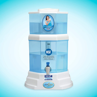 Purification by Hollow Fiber Ultra Filtration Membrane. Use of Nano Silver Carbon for Better Disinfection of Water. Long Life Membrane Expected to last upto 4000 Litres. Transparent Tank made of Unbreakable ABS Food Grade Plastic. High Base Stand Enables Easy Positioning of Glass to Draw Water. Ideal for Entry Level Water Purifier. Ideal for Purification of Water from most Sources Preferably Low TDS Water.