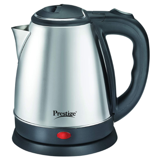 Automatic Cut-Off When Water Has Boiled. 360 Degree Swivel Base. Never operate the appliance empty. Never lift the kettle from the base when the unit is in operation.
